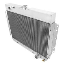 Champion Cooling Systems MC289 DPI289 CC289 CU289 4 Row Core Aluminum Radiator