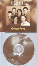 CD--MOMENT -SOLARIUM---3 TRACKS, 1995-