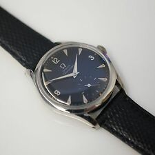 Mens 1950 vintage Omega watch stainless steel Seamaster cal 285