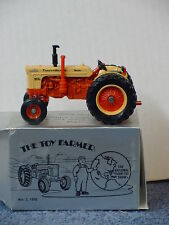 CASE-O-MATIC 800 TRACTOR, 1/64, 1990 TOY FARMER, 1/43