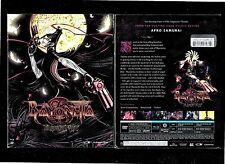 Bayonetta: Bloody Fate (Brand New 2-Disc Blu-ray/DVD Combo Set, 2014 Anime)