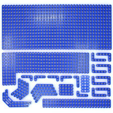 Lego Technic - Blue Studless Beams Liftarms Bricks - Selection 130 Parts - NEW