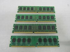 8GB Kit (4x2GB) PC2 6400U PC6400 800 800MHz Non-ECC Desktop Memory DDR2