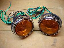 Lucas L563 Turn/Indicator Lamps, Jaguar XK140, XK150, Mark VIIM, VIII, IX, MK 2
