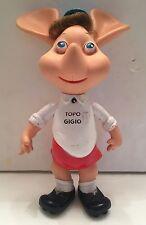 Vintage Topo Gigio Rubber Doll Figure 1963 Maria Perego Rare