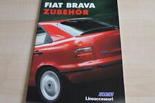 105448) Fiat Brava - Zubehör - Prospekt 08/1995