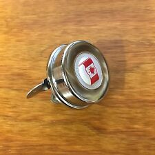 BICYCLE BELL CANADA HEAVY DUTY METAL VINTAGE STYLE