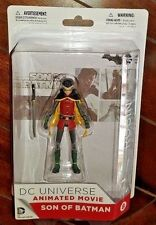 DC Collectibles DC Universe Animated Movie SON OF BATMAN: ROBIN Action Figure!