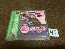 Nascar 99 Dale Earnhardt PlayStation 1 PS1 PS2 2 PS3 3 PSONE Rated E EA Sports