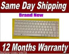 Brand New Sony Vaio VGN-N11M VGN-N31M UK Layout Keyboard White Color