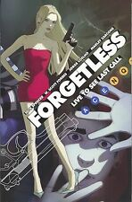 Forgetless Live to See Last Call 1 TPB GN Image 2012 NM 2nd Print 1 2 3 4 5