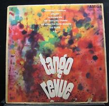 Franck Pourcel - Tango-Revue LP VG+ 8 55 235 Germany Amiga 1971 Vinyl Record