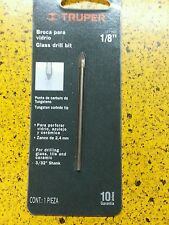 BVI-1/8 Glass Drill Bit 3,1 mm Truper
