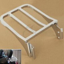 Detachable Rear Backrest Luggage Rack For Harley Heritage Softail Dyna Fatboy US