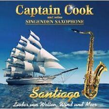 CAPTAIN COOK UND SEINE SINGENDEN SAXOPHONE - SANTIAGO  CD++++14 TRACKS++++++NEU