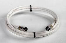Bidatong 2m  F Kabelkupplung F-Kompressionsstecker - Fritzbox cable 6390 6490