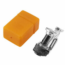 Folding Mini Camping Survival Cooking Furnace Stove Gas Burner Outdoor FH4
