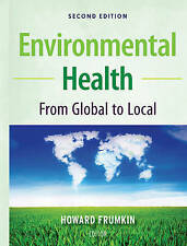 Used Book:  Environmental Health
