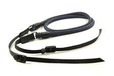 Lance Camera Straps DSLR Strap Cord Camera Strap - Dark Blue, 36in