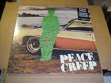 EP:  PEACE CREEP - self titled s/t   SEALED NEW + download TRICLOPS