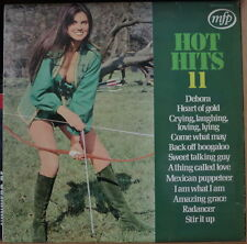 HOT HITS 11 SEXY CHEESECAKE  COVER UK PRESS LP