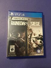 Tom Clancy's Rainbow Six Siege for PS4 NEW
