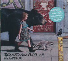 Red Hot Chili Peppers the Getaway CD '16 (SEALED)