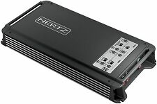 HERTZ HDP 5 CAR AUDIO STEREO 5-CHANNEL 5CH CLASS D AMPLIFIER AMP HDP5 950W
