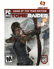 Tomb Raider Game of The Year Edition Steam Pc Game Key Download [Blitzversand]
