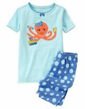 NWT GYMBOREE GIRL OCTOPUS TWO-PIECE SHORTIE GYMMIES PAJAMA PJ PJS 24 MOS 2T NEW