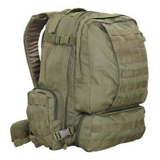 CONDOR MOLLE Modular 3 Day Assault Pack Backpack 125  - OLIVE DRAB OD Green NEW