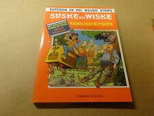STRIP / SUSKE EN WISKE: FAMILIESTRIPBOEK (1992)