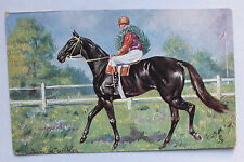 CPA - STEEPLECHASING - RAPHAEL TUCK AND SONS - OILETTE - 6163 *