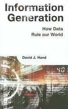Information Generation: How Data Rule Our World, Good Books