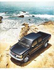 2010 100  GMC Canyon  original sales  Brochure MINT