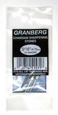 "Granberg Chainsaw Sharpener Threaded Grinding Stones (3-Pack) 3/16""        94529"