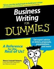Business Writing For Dummies-ExLibrary