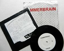 Hammerbrain OUTSIDE YOUR DOOR + CHEAP Near-Mint VINYL 45
