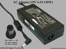 LITE-ON AC charger Adaptor PA-1121-04 19V 6.3A 120W for Asus Toshiba Gateway