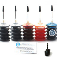 Ink Refill HP 21 22 56 57 27 28 74 75 94 95 96 97 92 93 98 901XL 60XL 61XL kkcmy