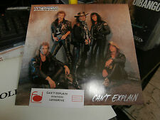 "scorpions""can't explain""single7""or.fr.wantred:2025977.de1989.avec encart jukebox"