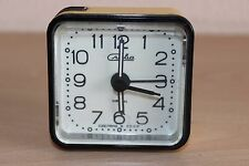 Vintage Old USSR Slava Clock Rare And Beautiful Working