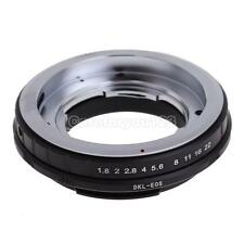 DKL-EOS Adapter for Voigtlander Retina DKL Lens to Canon EOS EF 5D 60D 500D #Cu3