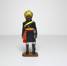 TUNSTILL Lead Toy Soldier DURBAR INDIAN OFFICER WITH SWORD Steadfast Britains