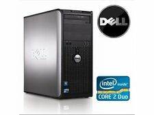 Dell OptiPlex 780 Intel Core 2 Duo 4GB Ram 250GB Fast Pc Computadora Windows 7 Wifi