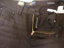 LUCKY BRAND MEN'S BLACK 10 AUTHENTIC SKINNY JEANS SZ 38 X 32 7MD10025