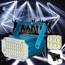 DJ Strobe Flash 36x 5050 LED Color Concert Club Party Disco Bar KTV Stage Lights