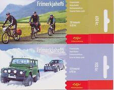"""2004 EUROPA CEPT Islanda Libretti """"Le vacanze"""" MNH**"""