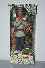 ANIMAL KINGDOM BARBIE DOLL, DISNEY EXCLUSIVE, MATTEL # 20363, 1998, NRFB