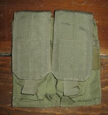 SEAL MLCS eagle industries 5.56 double mag pouch molle pocket khaki SFLCS 223